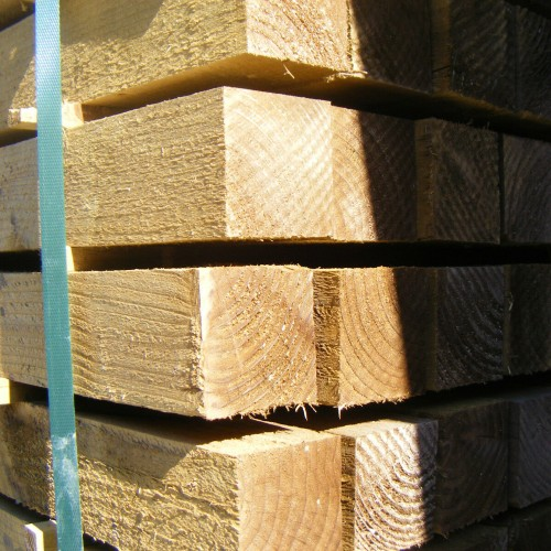 75mm-x-75mm-Treated-Fence-Posts