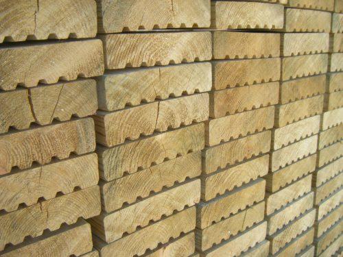 Softwood Deckboards