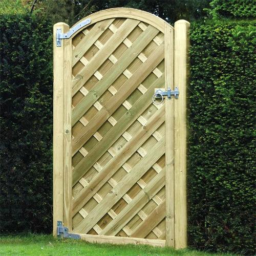 V-Arched-Gate