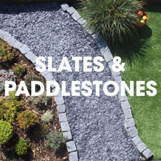 Slate and Paddlestones
