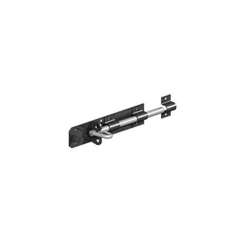 GATEMATE®-Brenton-Padbolt-150mm-x-12mm-Epoxy-Black