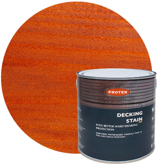 Protek Decking Stain