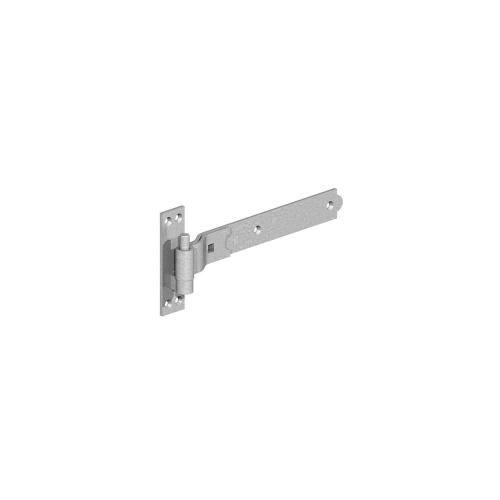 GATEMATE®-Cranked-Band-Hook-on-Plate-400mm-Galvanised-1