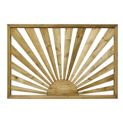 Sunburst-Panel