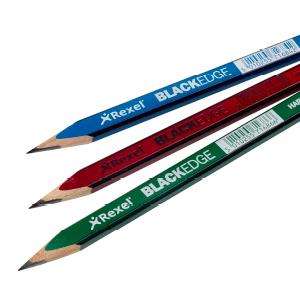 Rexel Blackedge Pencils