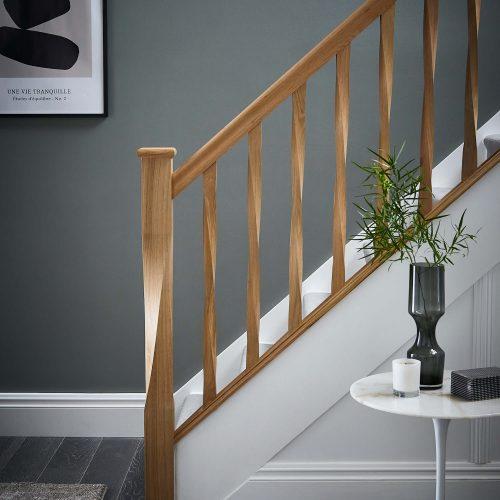Richard Burbidge Trademark Stair Parts