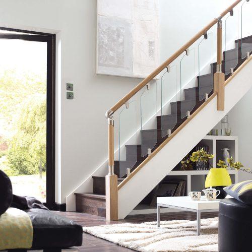 Richard Burbidge Fusion Domestic Stair Parts