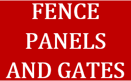Fence Panels and Gates
