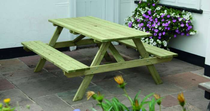 Standard 'A' Frame Table